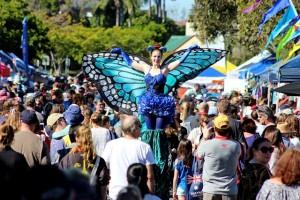 Butterfly Woman by Paul Neil